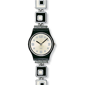 SWATCH Damenuhr Chessboard Ladies LB160G
