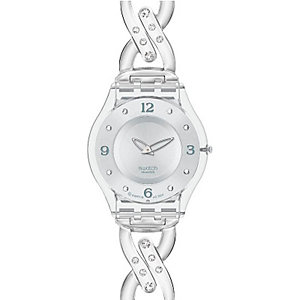 Swatch Damenuhr Entangled Shine SFK310G