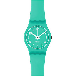 Swatch Damenuhr Mint Leave LL115