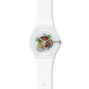 Swatch Damenuhr Random Ghost SUOK111