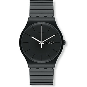 Swatch Herrenuhr Mystery Life l SUOB708A