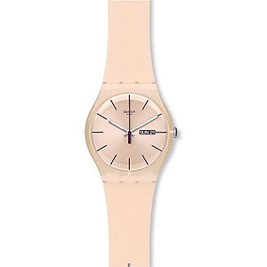 Swatch Herrenuhr Rose Rebel SUOT700