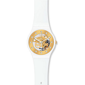 Swatch Herrenuhr Sunray Glam SUOZ148