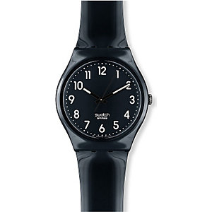 SWATCH Unisexuhr Black Suit GB247