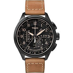 Timex Herrenchronograph IQ Linear Indicator Chrono T2P277