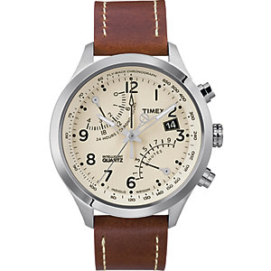 Timex Herrenchronograph IQ t Series Racing Fly Back T2N932