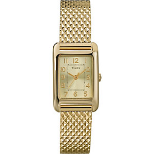 Timex Damenuhr Women's Dress Bracelet T2P304