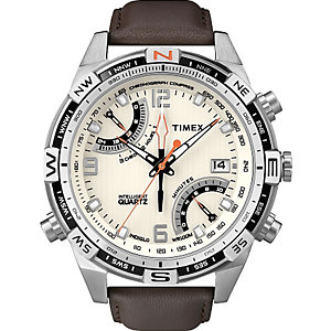 Timex Herrenuhr IQ Fly-back Chrono Compass T49866