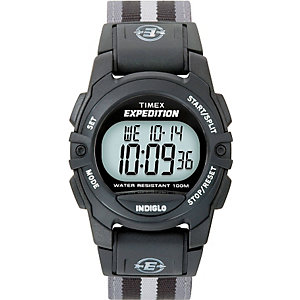 Timex Jugenduhr Expedition Mid Pusher Cat T49661