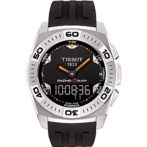 TISSOT Herrenchronograph RACING TOUCH T002.520.17.051.02
