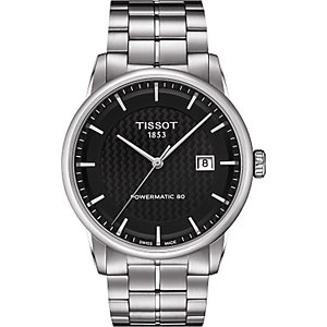 Tissot Herrenuhr Luxury Automatic T086.407.11.201.02