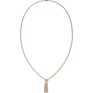 Tommy Hilfiger Kette Classic Signature 2700719