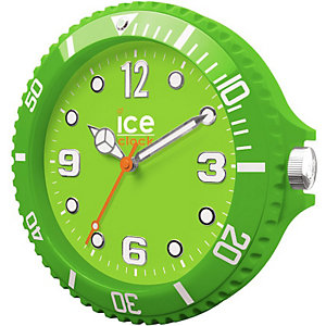 Wanduhr Ice Clock Green LWFGN