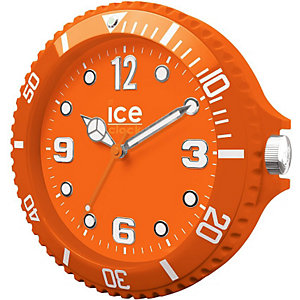 Wanduhr Ice Clock Orange LWFOE