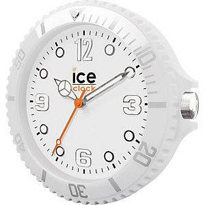 Wanduhr Ice Clock White LWFWE