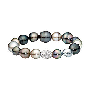 CHRIST Pearls Armband 86496968
