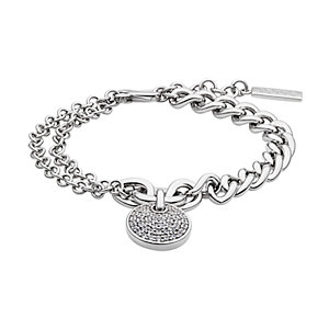 JETTE Silver Armband 86624486