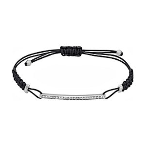 JETTE Silver CLEAN GLAM Armband