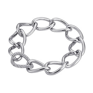 JETTE Silver CONNECTED Armband