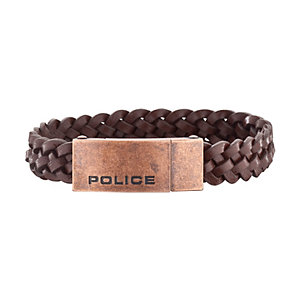 Police Armband Indy II PJ25152BLCRE-02-L