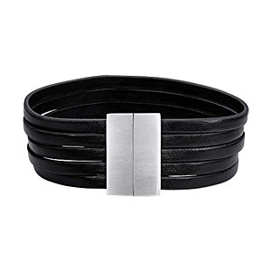 STEEL BY CHRIST Herrenarmband