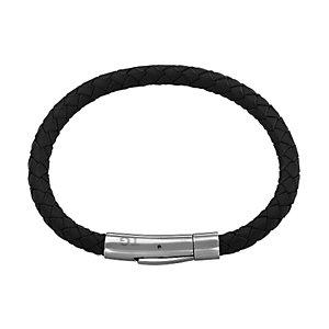 TONI GARD Armband schwarzes Leder