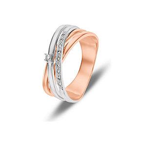 CHRIST Diamonds Damenring 60015341