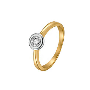 CHRIST Diamonds Damenring 60001588