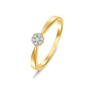 CHRIST Diamonds Damenring 60050589