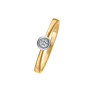 CHRIST Diamonds 333er Gold | 0,08 ct.
