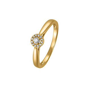 CHRIST Diamonds Damenring 60051917