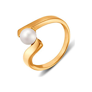 CHRIST Pearls Damenring 86658747