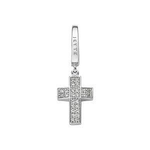 JETTE Charm Happy Cross