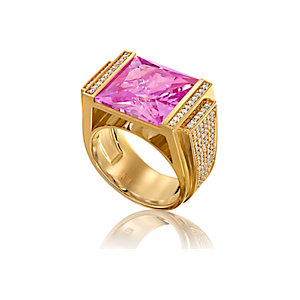 JETTE Gold LIMITED EDITION Damenring
