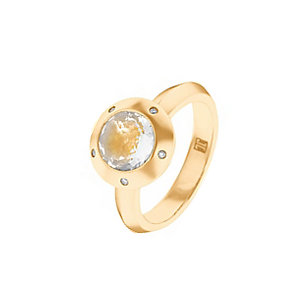 JETTE Gold MAGIC Damenring