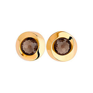 JETTE Gold Ohrstecker Golden Twist