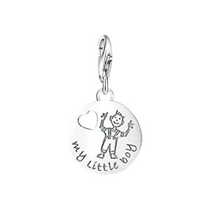 Thomas Sabo Charm-Anhänger My little Boy 1057-001-12