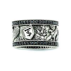 THOMAS SABO REBEL AT HEART Ring  TR1801-051-11
