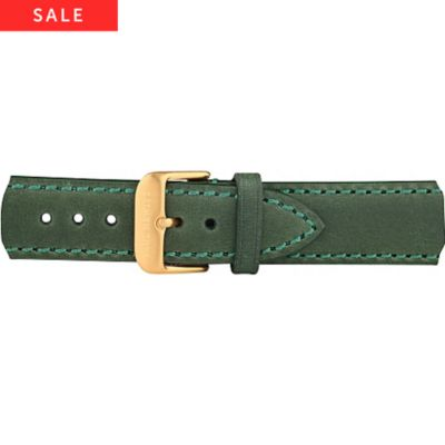 Paul Hewitt Uhrenarmband Leder PH-M1-G-12S