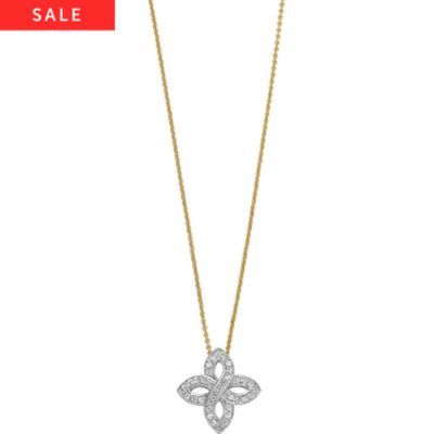 CHRIST Zirkonia Pure Glam Collier