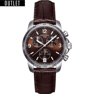 CERTINA DS Podium C001.417.16.297.00 Chrono