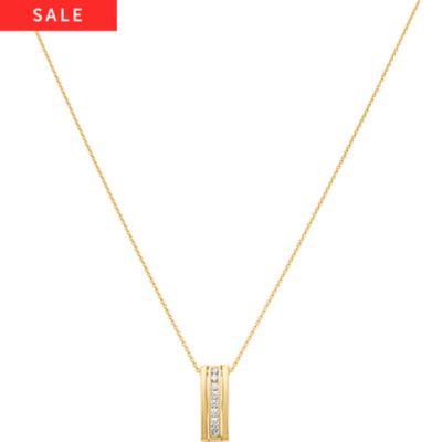 CHRIST Gold Collier 85772821