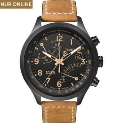 Timex Herrenuhr IQ Fly-back Chronograph T2N700