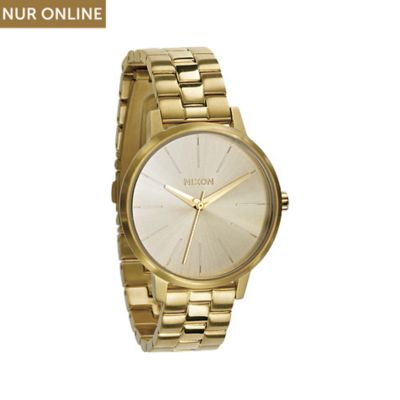 Nixon Damenuhr Kensington All Gold A099 502