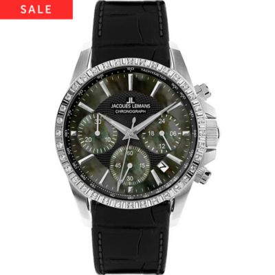 Jacques Lemans Chronograph Liverpool Chrono 1-1724A