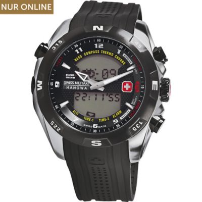 Swiss Military Hanowa Herrenuhr Highlander 6-4174.04.007.07