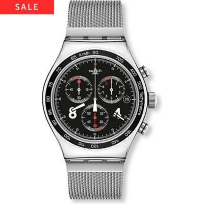 Swatch Herrenchronograph New Irony Mai 2013 YVS401G