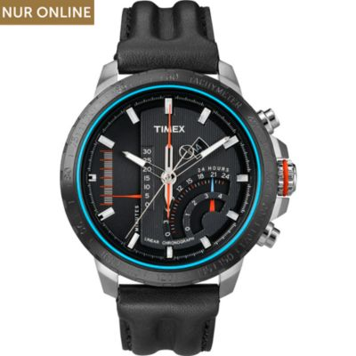 Timex Herrenchronograph IQ Linear Indicator Chrono Sst T2P274
