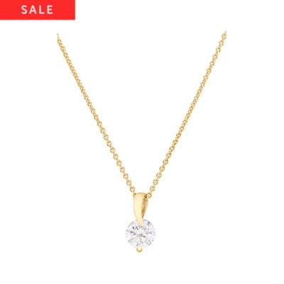 CHRIST Gold Collier 86331020