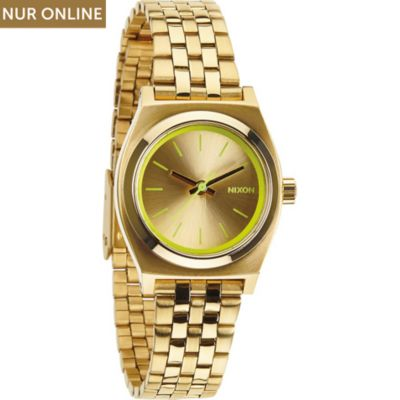 Nixon Damenuhr Small Time Teller A399 1618